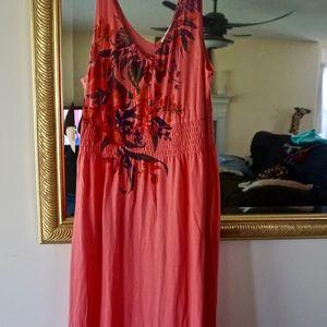 American Rag Printed Maxi Dress